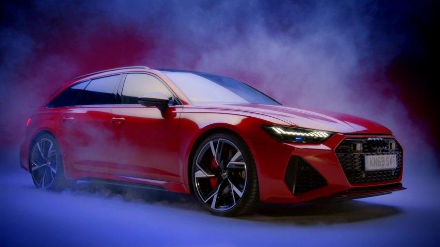 "IMCDb.org: 2020 Audi RS6 Avant C8 Typ 5G in ""Top Gear ..."