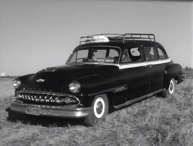 1954 De Soto Powermaster 8-Passenger Taxicab Waters Manufacturing [S-20]