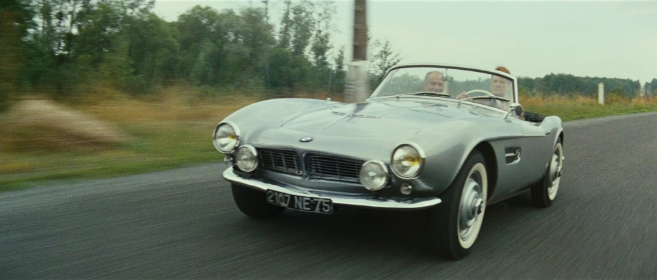 Imcdb Org 1956 Bmw 507 Touring Sport In Quot Fant 244 Mas 1964 Quot
