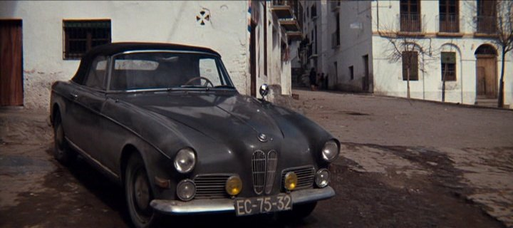 imcdborg 1957 bmw 503 in quotthe last run 1971quot