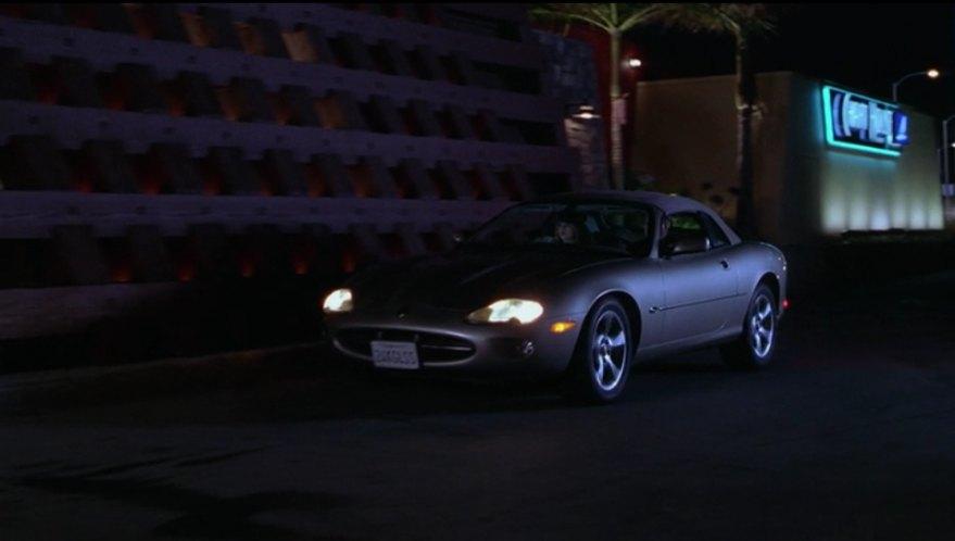 "IMCDb.org: 1997 Jaguar XK8 X100 in ""The Glass House, 2001"""