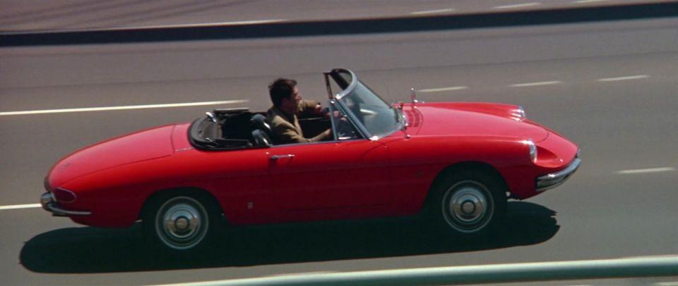 1966 Alfa Romeo Spider 1600 Duetto [105.03]