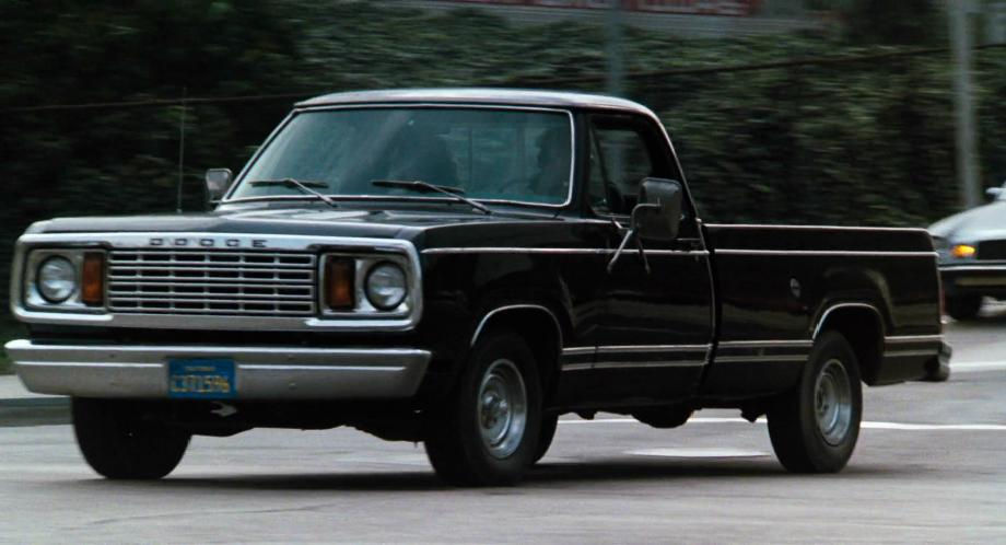 "Used Ram Power Wagon >> IMCDb.org: 1978 Dodge D-100 in ""Cobra, 1986"""