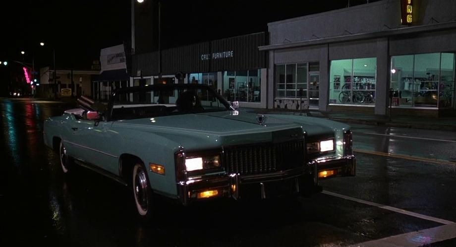 "IMCDb.org: 1976 Cadillac Eldorado in ""Commando, 1985"""