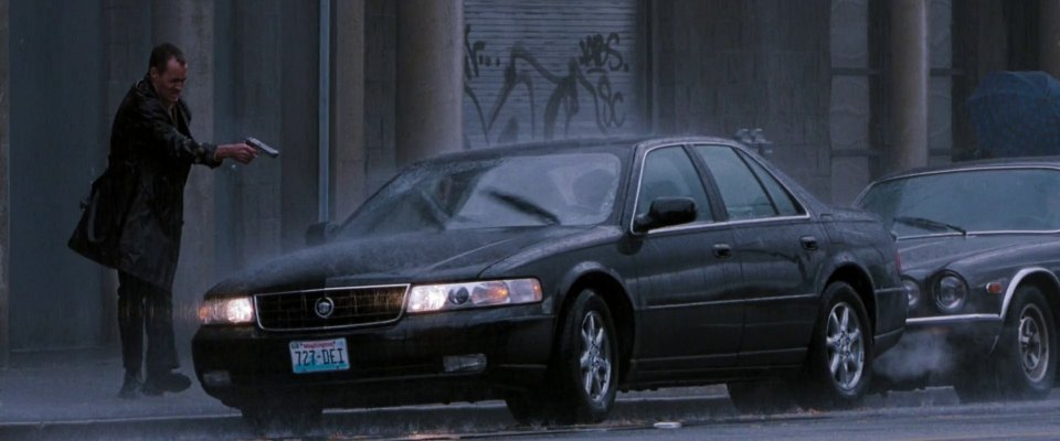 Imcdb Org 1998 Cadillac Seville Sts In Quot Get Carter 2000 Quot