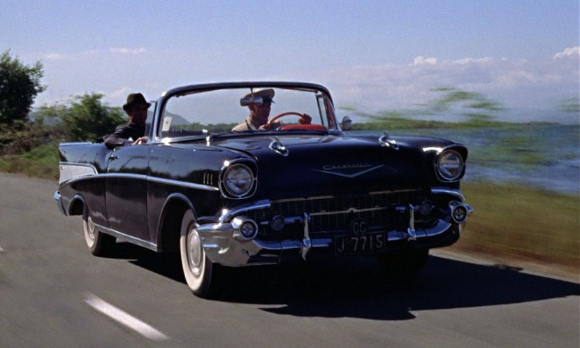 Imcdb Org 1957 Chevrolet Bel Air 2434 In Quot Dr No 1962 Quot