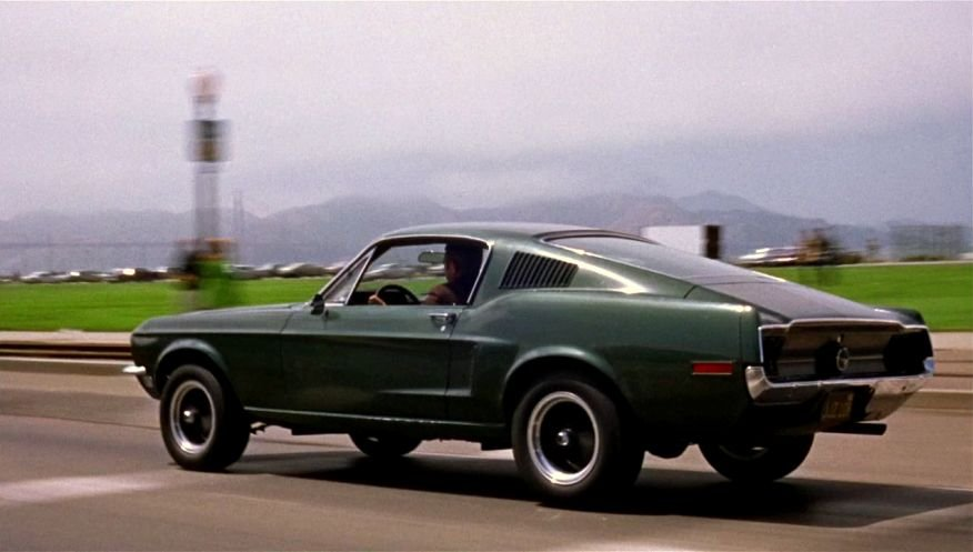 1968 ford mustang 390 gt 2 2 fastback in bullitt 1968. Black Bedroom Furniture Sets. Home Design Ideas