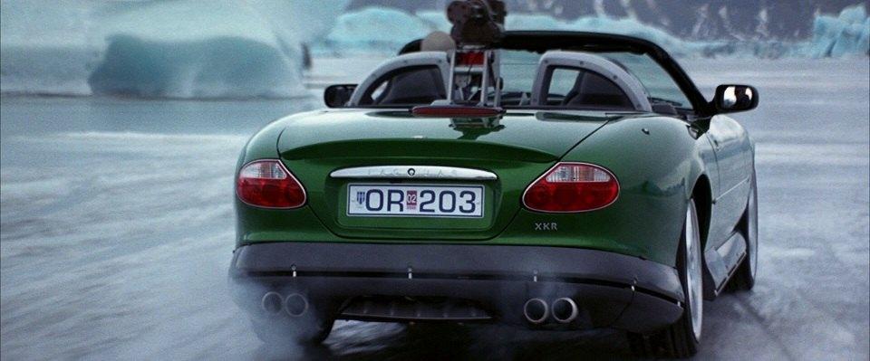 2002 Jaguar XKR [X100]