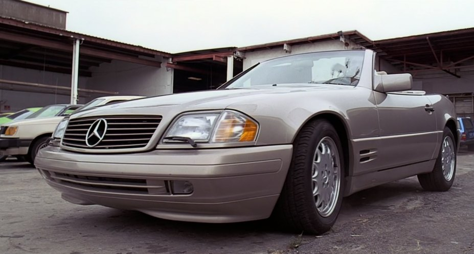 1996 mercedes benz sl 500 r129 in liar liar. Black Bedroom Furniture Sets. Home Design Ideas