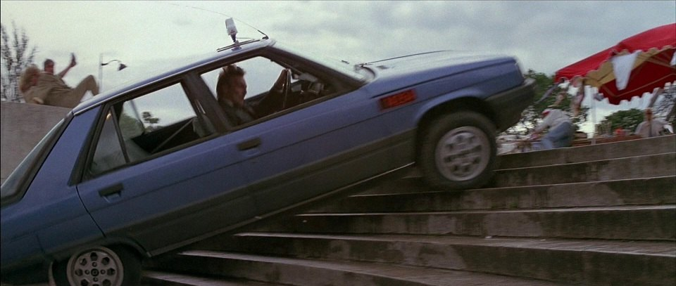 "IMCDb.org: 1983 Renault 11 TXE [X37] in ""A View to a Kill, 1985"""