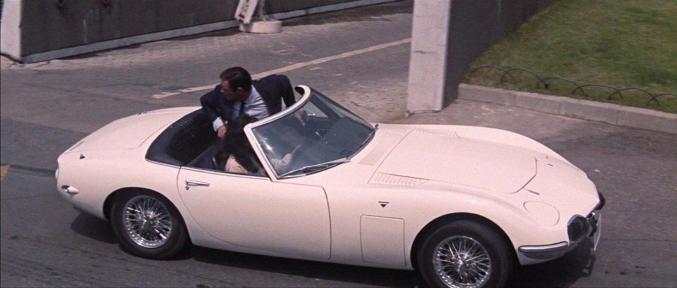1967 Toyota 2000GT Convertible [MF10]