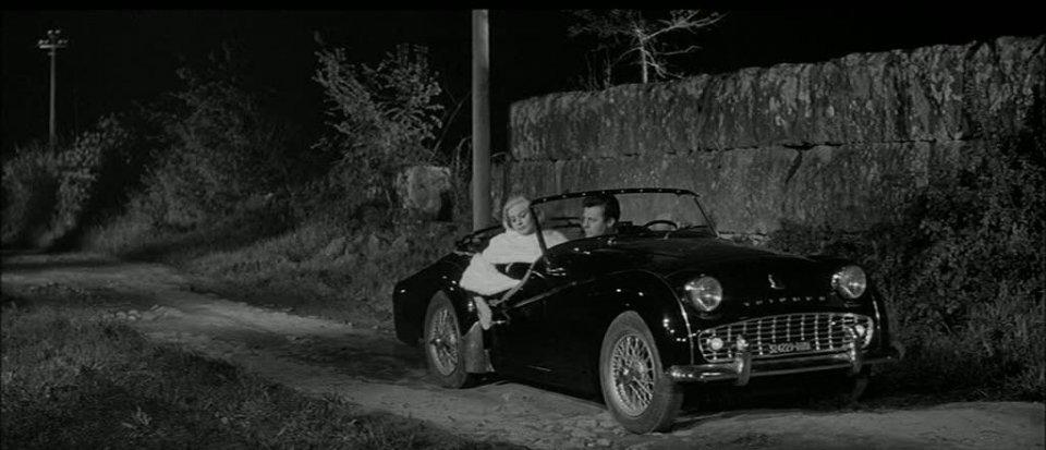La Dolce Vita di Fellini: il significato nelle auto che