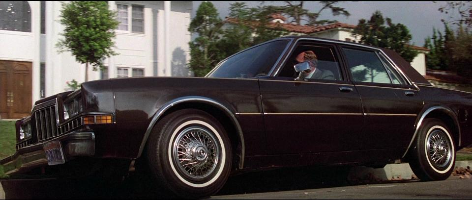 Imcdb Org 1982 Dodge Diplomat In Quot Beverly Hills Cop Ii 1987 Quot