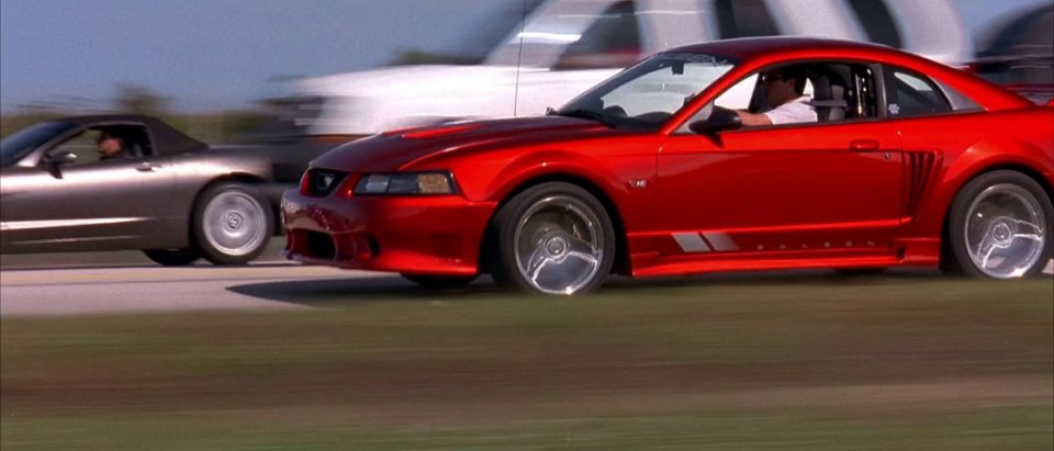 IMCDborg 2003 Saleen S281 In 2 Fast Furious