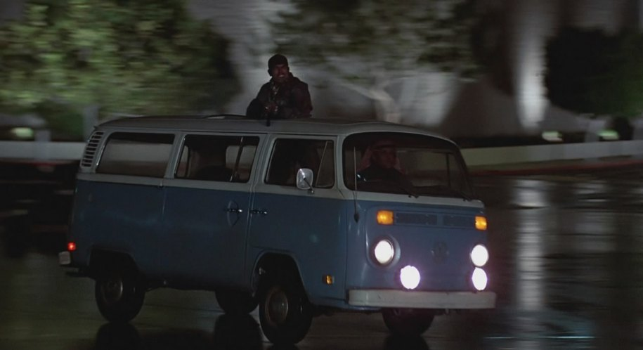 "IMCDb.org: 1975 Volkswagen Station Wagon [Typ 2 / T2] in ""Back to the Future, 1985"""