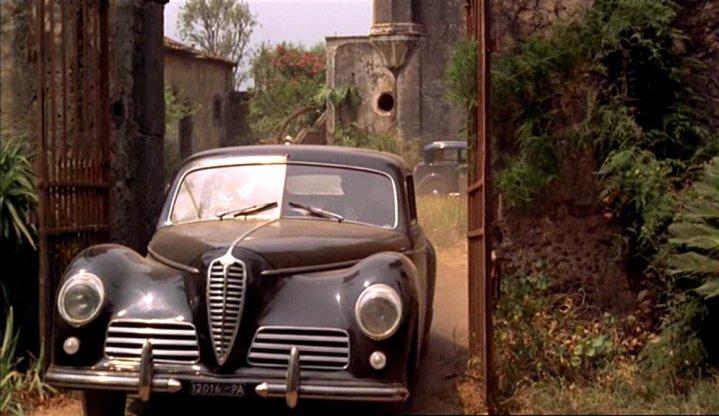 1946 Alfa Romeo 6C 2500 'Freccia d'Oro'