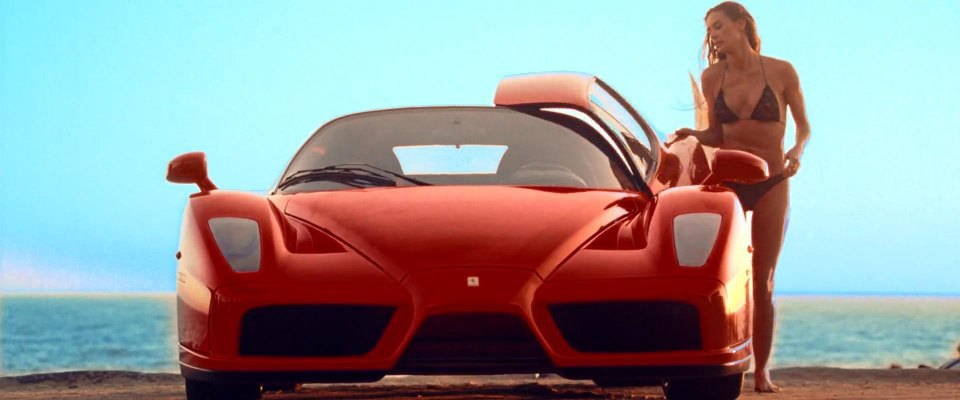 Red Car Demi Moore Charlie S Angels
