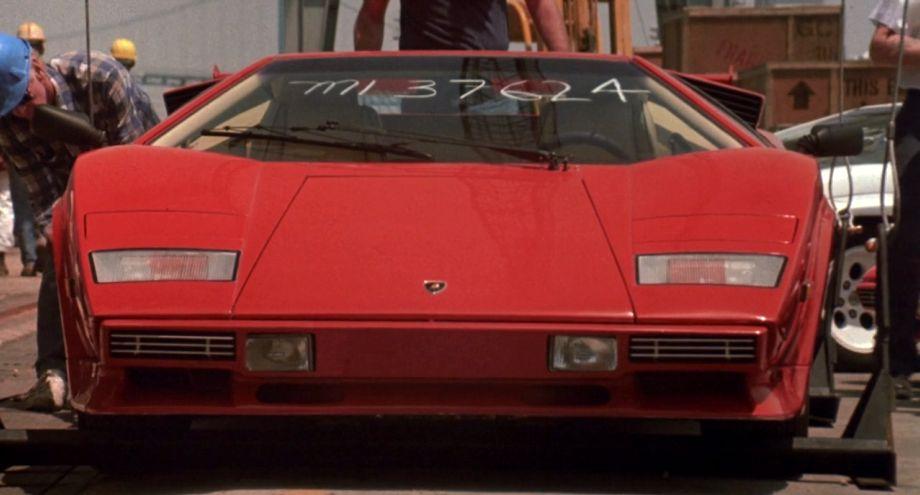Imcdb Org 1988 Lamborghini Countach Lp 500 S In Quot Rain Man