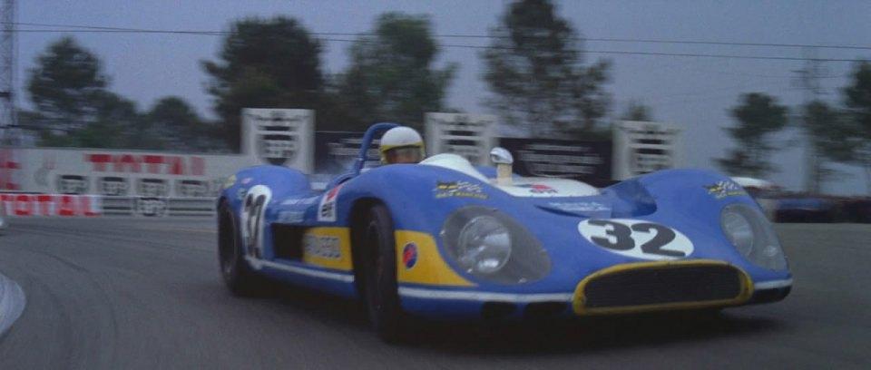 """IMCDb.org: 1970 Matra MS650 in """"Le Mans, 1971"""""""