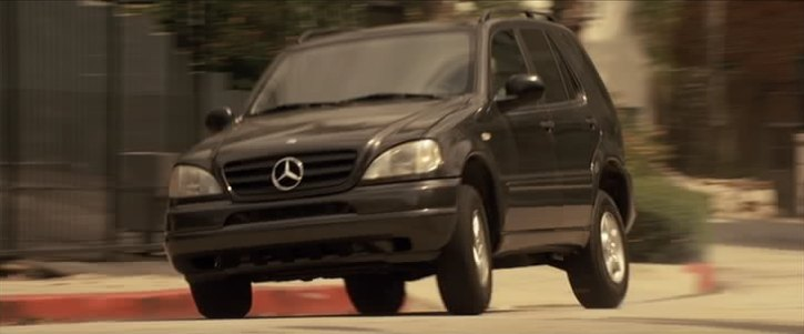2000 mercedes benz ml 320 w163 in hollywood. Black Bedroom Furniture Sets. Home Design Ideas