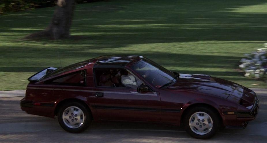 IMCDb.org: 1984 Nissan 300ZX Turbo [Z31] in \