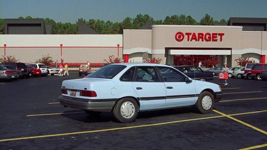 I on 1987 Ford Taurus