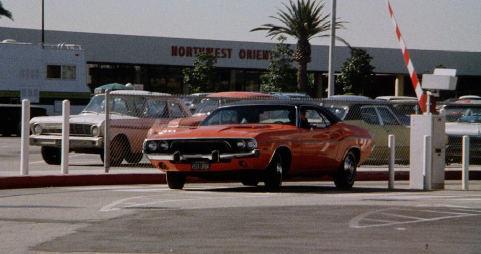 Imcdb Org 1970 Dodge Challenger In Quot Gone In 60 Seconds 1974 Quot