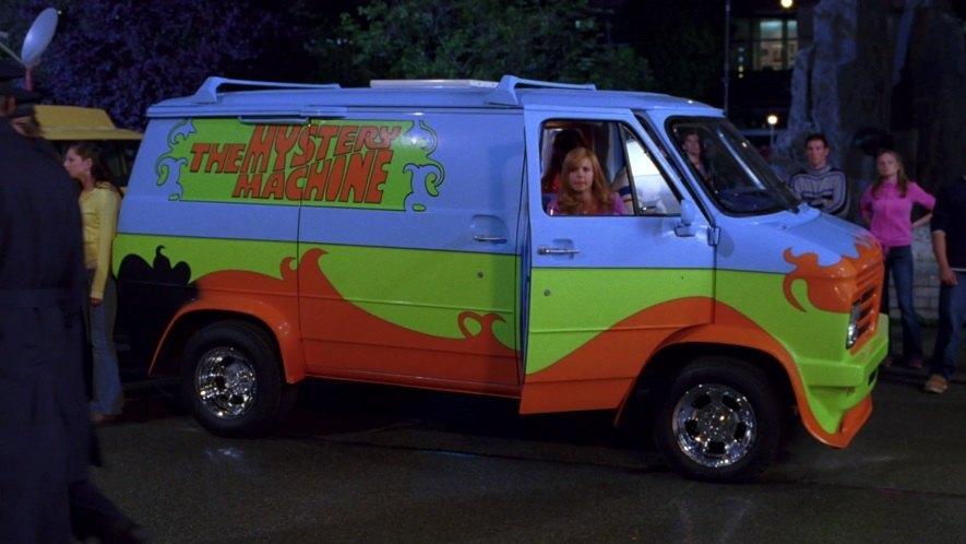 1986 chevy van