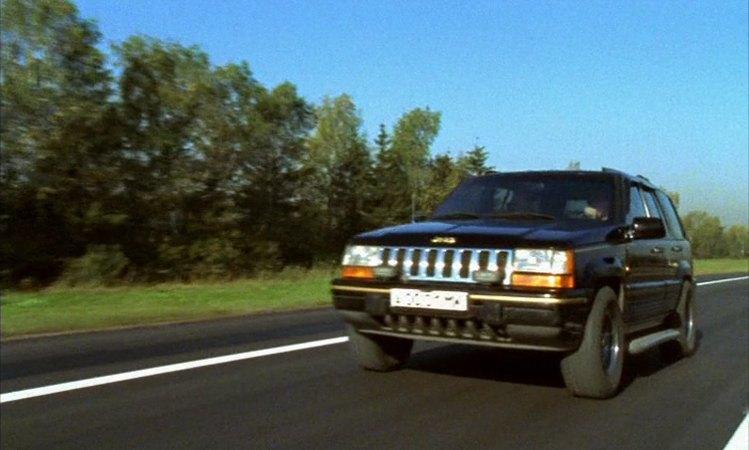 IMCDb.org: 2002 Jeep Grand Cherokee Overland [WJ] in