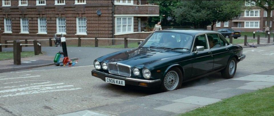 1986 Jaguar Sovereign V12 [Series III]