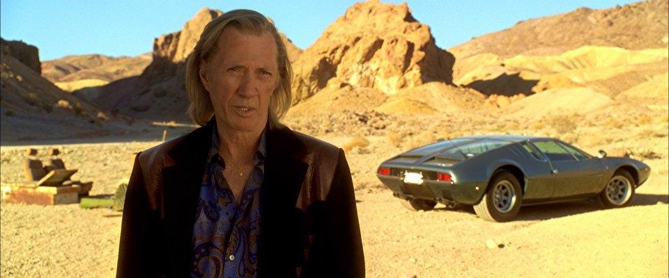 """De Tomaso Mangusta >> IMCDb.org: 1969 De Tomaso Mangusta in """"Kill Bill: Vol. 2 ..."""
