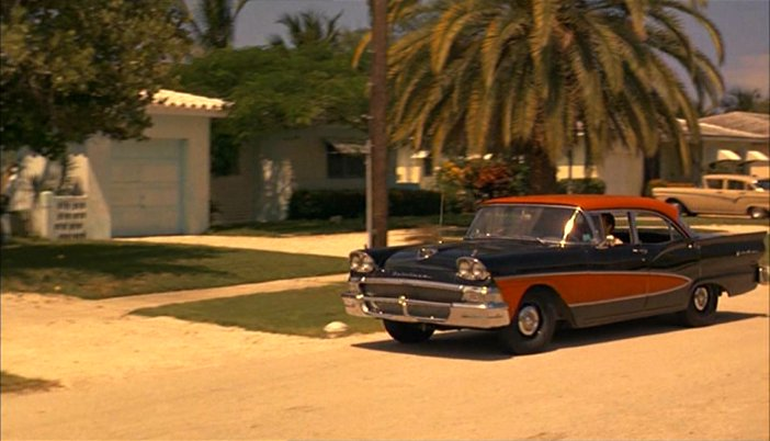 Imcdb Org 1958 Ford Fairlane Town Sedan In Quot The Godfather