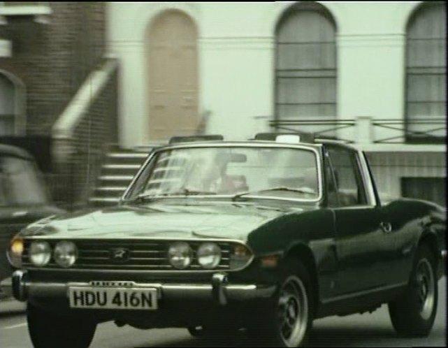 1975 Triumph Stag Mk2
