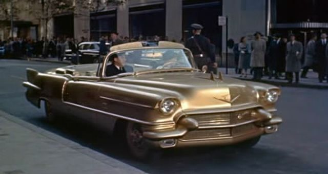 Imcdb Org 1956 Cadillac Eldorado Biarritz 6267sx In The Solid