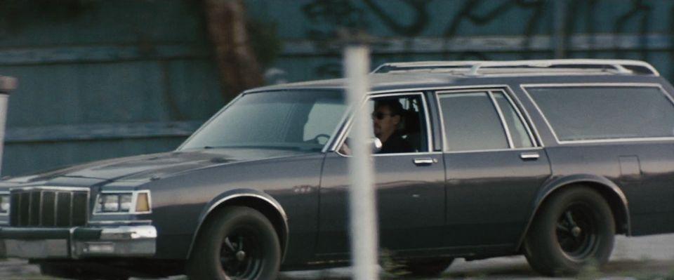 I on 1989 Buick Electra Park Avenue