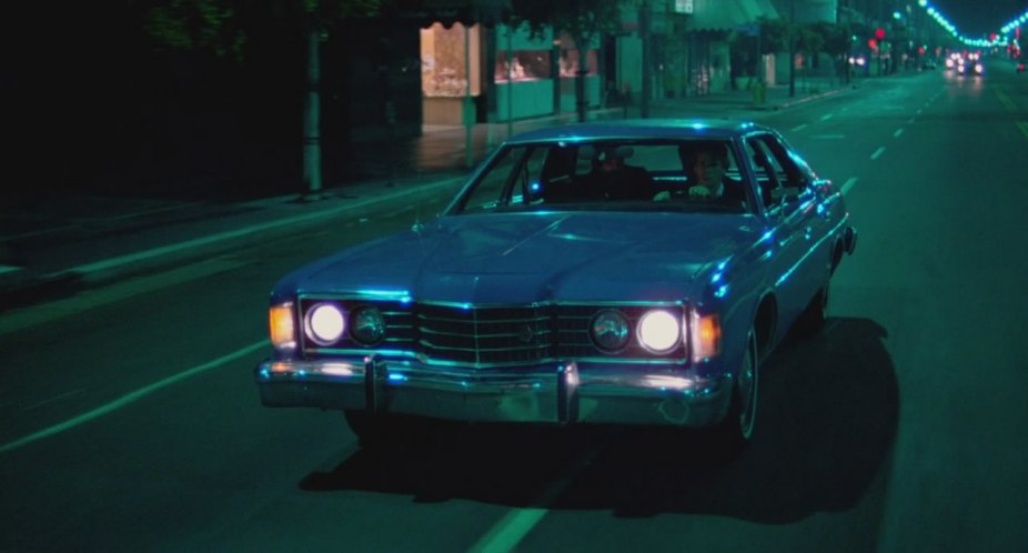 Imcdb Org 1974 Ford Galaxie 500 Four Door Pillared Hardtop Sedan 53f In Quot The Driver 1978 Quot