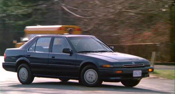 IMCDb.org: 1986 Honda Accord LX [CA] in