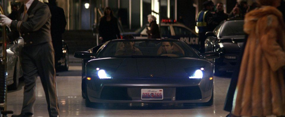 Imcdb Org Lamborghini Murci 233 Lago Roadster In Quot Batman
