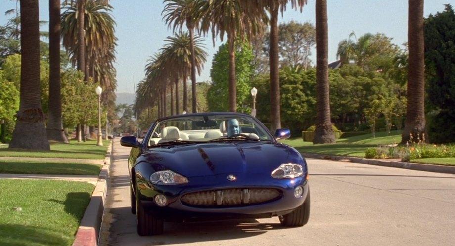 """IMCDb.org: 2001 Jaguar XK8 X100 in """"Big Fat Liar, 2002"""""""
