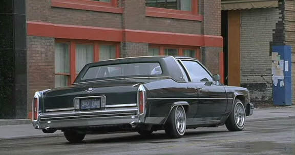 Imcdb Org 1983 Cadillac Coupe Deville In Quot The Man 2005 Quot