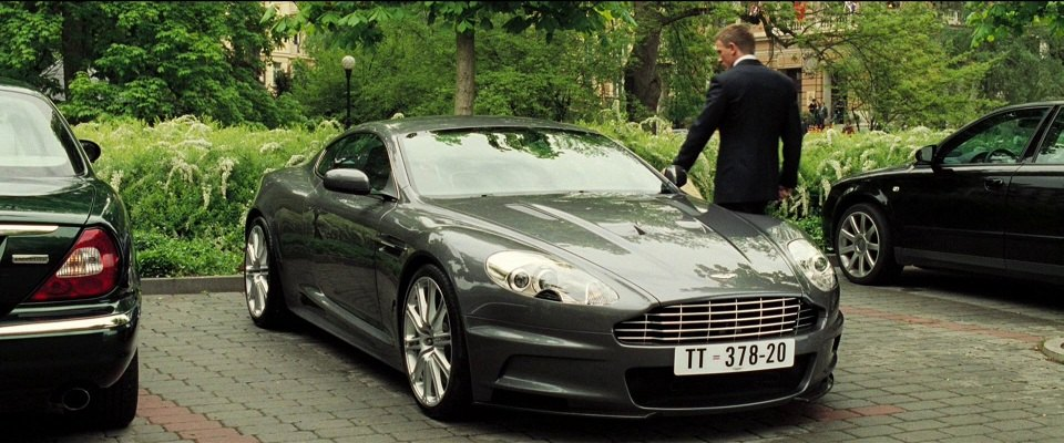 aston martin aus casino royale
