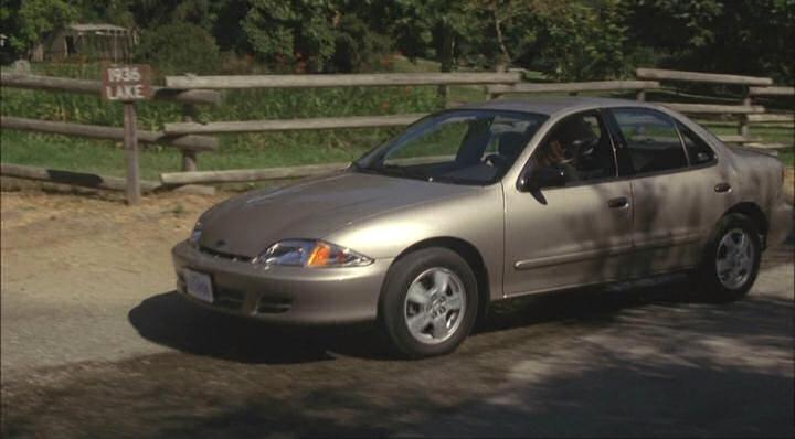 Imcdb 2000 Chevrolet Cavalier Ls In Alias 2001 2006
