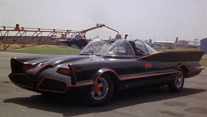 Imcdb Org 1966 Lincoln Futura Batmobile Barris Kustoms In