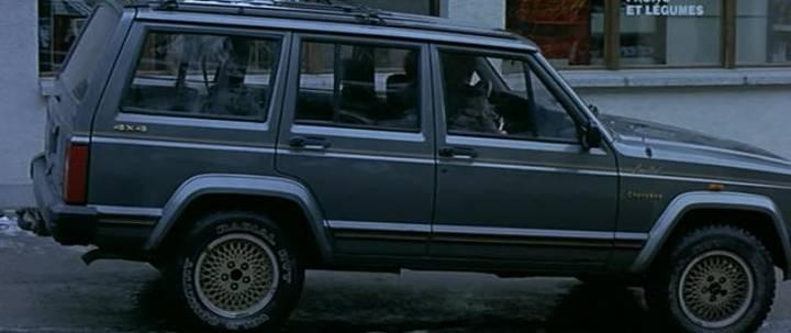 Imcdb Org 1990 Jeep Cherokee Limited Xj In Roberto Succo 2001