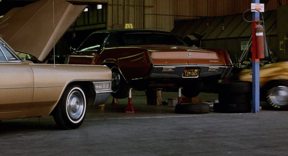 "IMCDb.org: 1967 Cadillac Fleetwood Eldorado in ""Gone in 60 Seconds, 1974"""