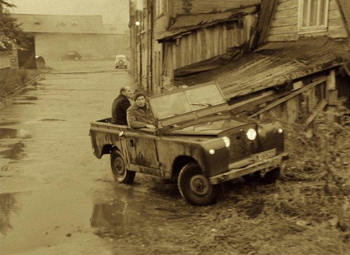 IMCDborg 1958 Land Rover 88 Series II In Stalker 1979