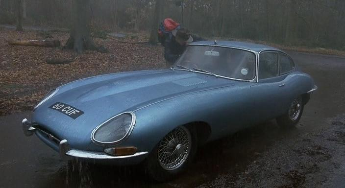 1963 Jaguar E-Type 3.8 FHC Series I