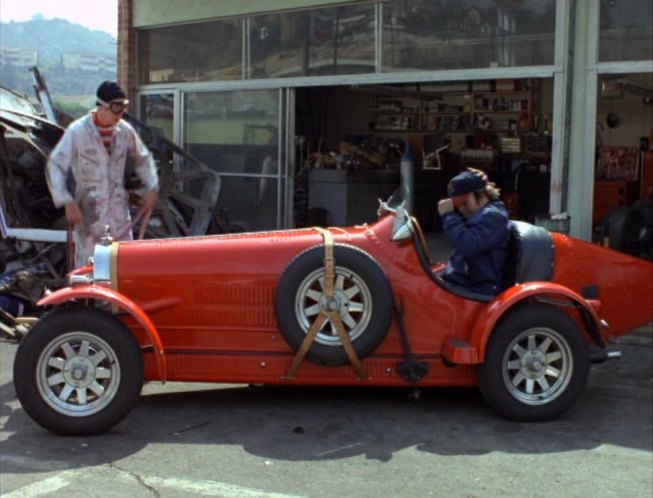 1975 Bugatti Type 35 B Replica by Bay Products Corporation