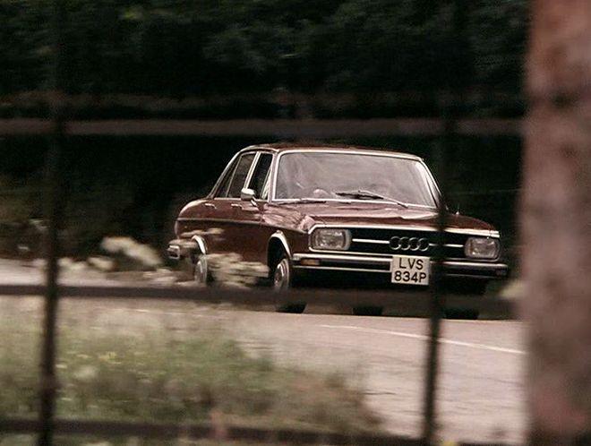 "IMCDb.org: 1976 Audi 100 LS C1 F104 in ""The New Avengers ..."