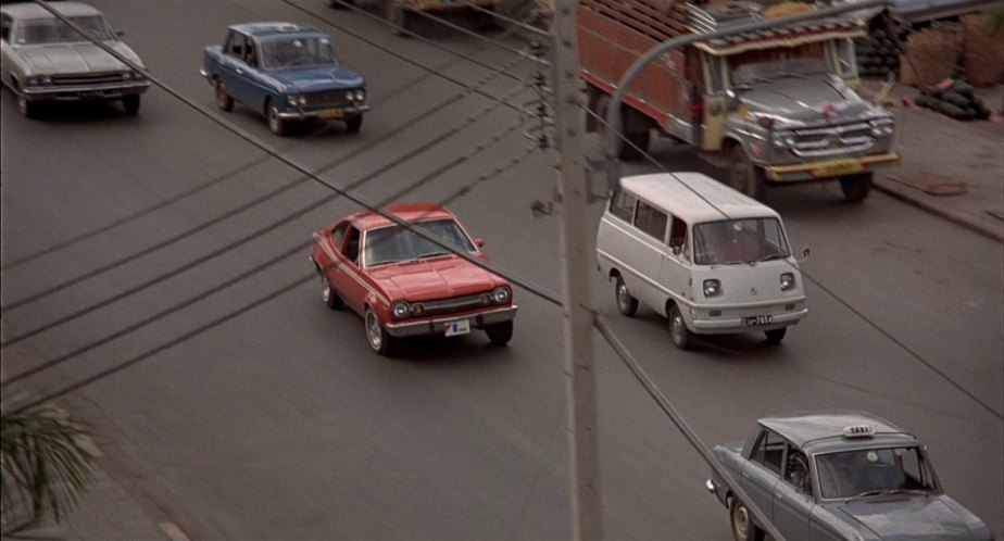 "IMCDb.org: 1966 Mazda Bongo in ""The Man with the Golden Gun, 1974"""